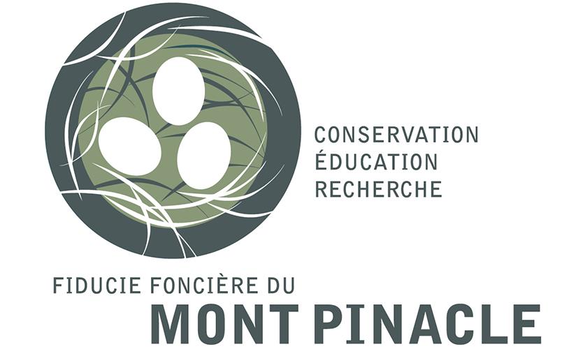 Logo Fiducie foncière du mont Pinacle